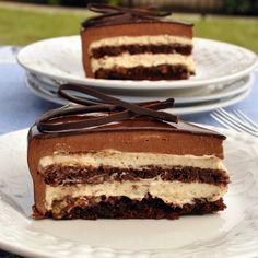 Torta Settevelli The seven layer cake from Sicily