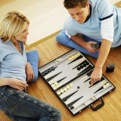 How to Set Up a Backgammon Board