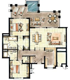 anahita-the-resort-floor-plan-2-bedroom-apt.png (680×772)