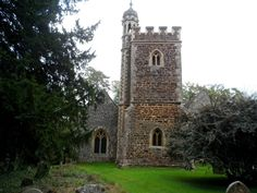 Tower of All Saints' Church Binfield rang on 5 April 2015