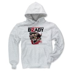 Men's Tom Brady Beta R Hoodie from 500 LEVEL. This Tom Brady Hoodie comes in multiple sizes and colors.