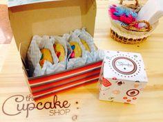 American Cookies!!! (The Cupcake Shop, Porto Alegre, RS, Brasil)