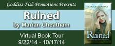 Ruined - Stratford High Series, Book One by Marian Cheatham http://www.rafflecopter.com/rafl/display/28e4345f307/