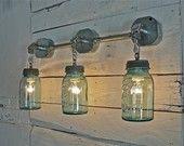 Ball Jar lighting