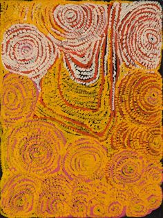 Nyarrapyi Giles - 'Warmurrungu' - Outstation Gallery - Aboriginal Art from Art Centres