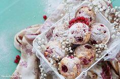 Red Berries and Cream Cheese Muffins I www.haideekitchen.blogspot.com