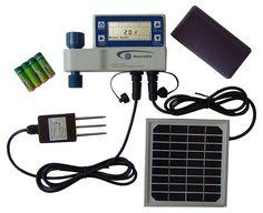 solar irrigation controller