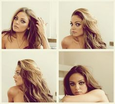 Love the hair.gorgeous