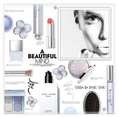 """""""A Beautiful Mind"""" by suzanne228 ❤ liked on Polyvore featuring beauty, Anastasia Beverly Hills, Butter London, MAC Cosmetics, Kate Spade, Guerlain, Bobbi Brown Cosmetics, The Wet Brush and Cynthia Rowley"""
