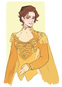 Genderbent Belle - Beauty and the Beast