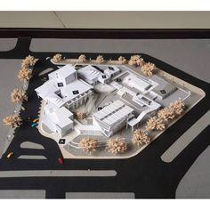 Arch Model, Architectural Models, Landscape Architecture, Layouts, Instagram Posts, Projects, Ideas, Design, Arquitetura