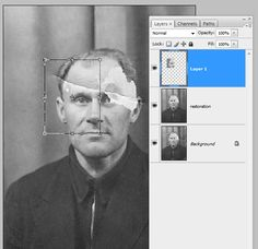 In this tutorial, we'll take an in-depth look at restoring an old torn photograph. Restoring old family photos is something that you can do for your relatives and bring tears to their eyes, and yes this is a service you can offer to clients as well. Let's take a look at a professional workflow for restoring old photographs to their former glory. | Difficulty: Intermediate; Length: Medium; Tags: Photo Effects, Tools & Tips, Adobe Photoshop