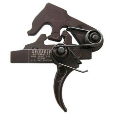 Geissel Super Select Fire AR-15 Trigger Group