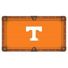 Tennessee Volunteers Pool Table Cloth