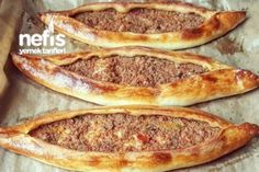 Turkish Recipes, Italian Recipes, Ethnic Recipes, Fish And Meat, Fresh Fruits And Vegetables, Breakfast Recipes, Iftar, Food And Drink, Stuffed Peppers