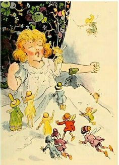 Johnny Gruelle illustrator.