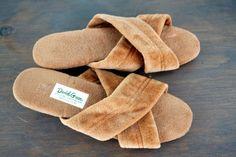 Vintage Daniel Green Women's Slippers Slip by LittleRiverVintage
