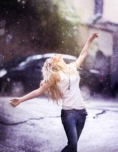 Rain dance....