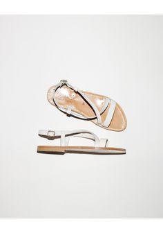 Style - Minimal + Classic : flavia sandal - k. jacques (la garçonne)