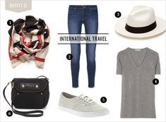 Except, with Converse! International Travel | Rue