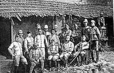 Sikkim Expedition - 1888. Britain and Tibet competed for influence in the Himalayan state of Sikkim, in North East India. Open warfare occurred when Thutob Namgyal, the Chogyal of Sikkim, started to favor Tibet. A force was dispatched under the command of Brigadier-General Thomas Graham, RA. Although Tibetan forces greatly outnumbered the British, their matchlocks and bows were no match for modern weapons.  After defeat, Tibet ceded suzerainty of Sikkim in the 1890 convention of Calcutta.