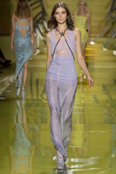 Sfilate Versace Collezioni Primavera Estate 2014 - Sfilate Milano - Moda Donna - Style.it
