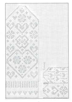 Knitting Charts Socks Libraries Ideas For 2019 Knitting Machine Patterns, Knitting Charts, Loom Patterns, Knitting Stitches, Mittens Pattern, Knit Mittens, Knitting Socks, Crochet Unicorn Hat, Crochet Blanket Edging