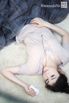 Kim Yuna (김연아, Korean Figure Skater) / Campaign of Kwangjuyo