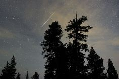 The Most Exciting Meteor Shower of the Year Starts Now  - HouseBeautiful.com