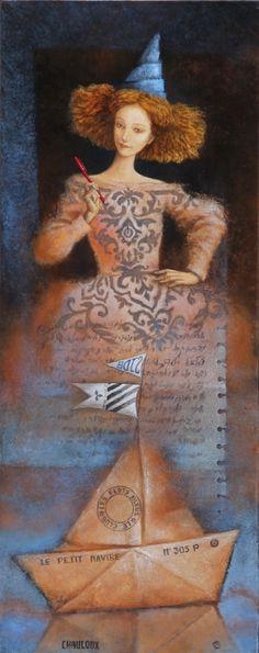 Catherine Chauloux ~ Carnet de voyage