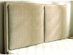 Sleepshaper Padded Upholstered King Size Headboard £299.00