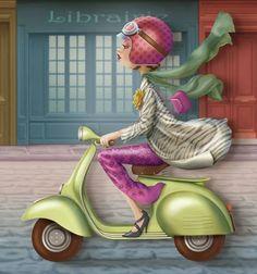 Illustration by Nina de San