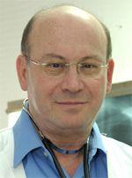 Профессор Авраам Котен, врач онколог