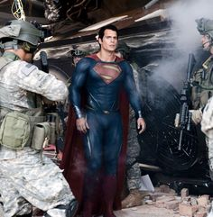 """""""Working with Henry is an absolute joy"""" - Don't miss our interview with #BatmanvsSuperman costume designer Michael Wilkinson. He calls Henry """"a true gentleman,"""" adding """"he's very smart, he has lots of great ideas about who #Superman is."""" #HenryCavill #ManofSteel http://www.henrycavillnews.com/2014/03/exclusive-michael-wilkinson-talks.html?m=1"""