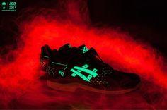 "Asics Gel ""Glow in the Dark Pack"""