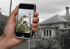 Augmented Reality brings unseen art to your mobile - On augmented reality art in Sydney 2012 and Manifest.AR's Venice Biennale intervention from 2011.