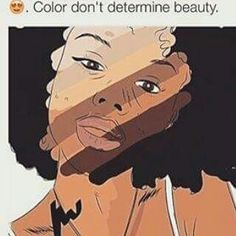 Stop the #teamlightskin #teamdarkskin #teambrownskin and start being #teamblackisbeautiful