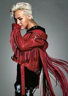Endorsement photos for Shinsegae - GDragon