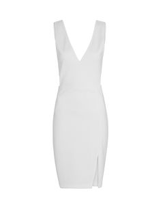 SUMMER ESSENTIAL | THE PERFECT WHITE DRESS | ISLA Temptation Dress - $89.95 | Available online from December | http://www.talulah.com.au/shop/isla-by-talulah | #whitedress #summeressential #partydress #cocktaildress #isla