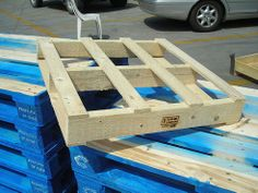 DIY: How to tell if a pallet is safe to re-use :DIY: How to tell if a pallet is safe to re-use : Really good to know! I remember watching an episode of mystery illness (or something like that) where a couple was building a log cabin and the wife was getting very ill. They thought the husband was slowly poisoning her with arsenic. It was the wood.