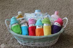 How To Make Diaper Babies