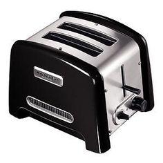 KitchenAid 5KTT780EOB schwarz 2-fach Toaster