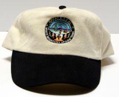 White Mountain Apache Tribe Arizona Strapback Hat Adjustable 100% Cotton #HoxerHeadwear #BaseballCap