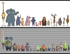 During my time in Los Angeles last December I had the opportunity to sit in on a few presentations for Disney's upcoming film ZOOTOPIA. About ZOOTOPIA: Zootopia Zootopia Characters, Zootopia Art, Zootopia 2016, Zootopia Concept Art, Disney Concept Art, 3d Character, Character Concept, Character Design, Studio Disney