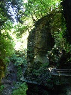 Canyon Rio Sass - vedi la testa dell'elefante ??