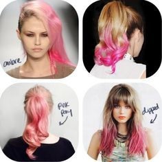 Some day I will have Pink Hair!!!