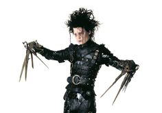 If Tim Burton's first choice had snagged the role, Edward Scissorhands would be a COMPLETELY different movie