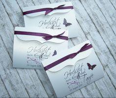 Einladung Hochzeit U0026 Taufe Bogenkarte Klein   Brombeere   Stk. 2,95 U20ac Www