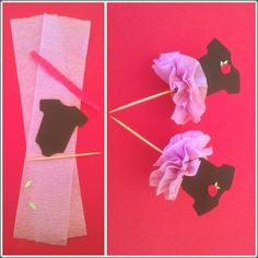 The PINK Section: TuTu Cupcake Toppers    Follow me!! :)
