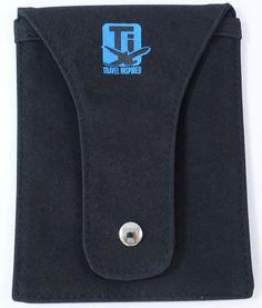 Travel Bra Stash - Hidden Money Belt - Pocket Bra - Travel Leg Wallet - Bra Wallet - Money Belts for Travel Hidden